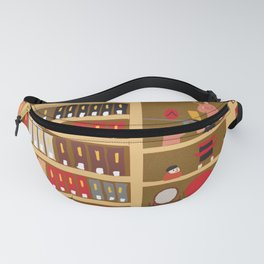 National Library of Australia: Asian Collections Reading Room Fanny Pack