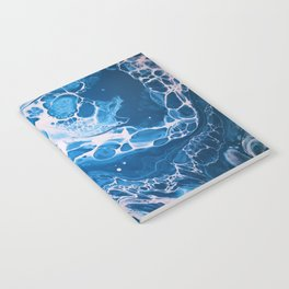 Glossy Currents 2 Notebook