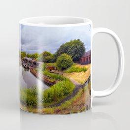 Black Country Living Museum Boat Yard Peaky Blinders Coffee Mug