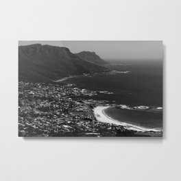 Camps Bay Cape Town Metal Print