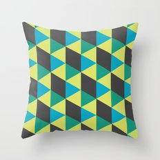 Naturally Occuring Throw Pillow