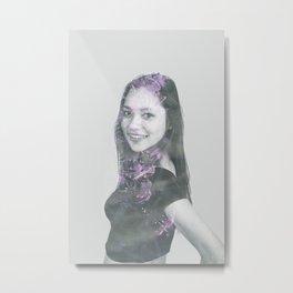 Sophie L. Metal Print
