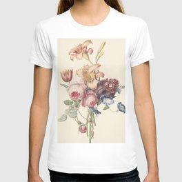 Henriëtte Geertruida Knip - a bouquet - 1820 T-shirt