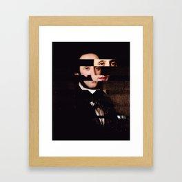 The Decomposed Composer Mendelssohn Framed Art Print