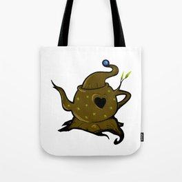 Teapot Root Tote Bag