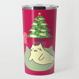 Merry Christmas 204 Travel Mug