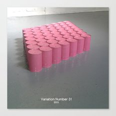 Variation Number 31 (photo) Canvas Print