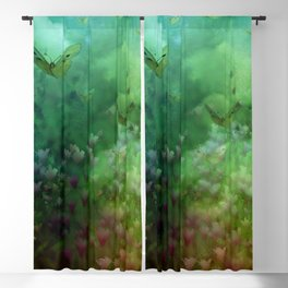 """The Enchanted Forest"" (Fairyland) Blackout Curtain"