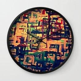 Quatro and Vintage Wall Clock