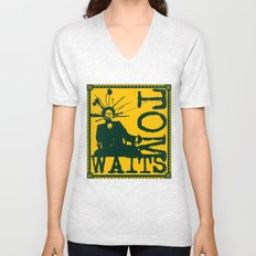 Tom Waits Unisex V-Neck