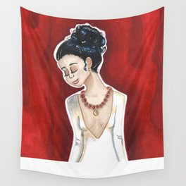 Tana's Offering Wall Tapestry