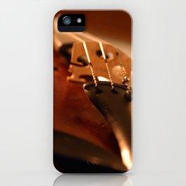 High Strung iPhone Case