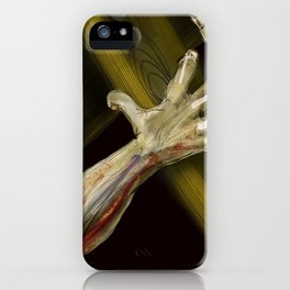 Pick Up Your Cross iPhone Case