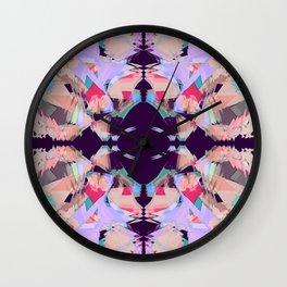 Bohemian art Wall Clock