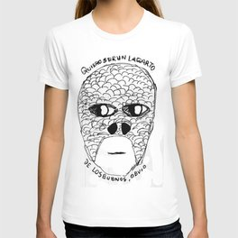 Quiero ser un lagarto | I wanna be a lizzard T-shirt
