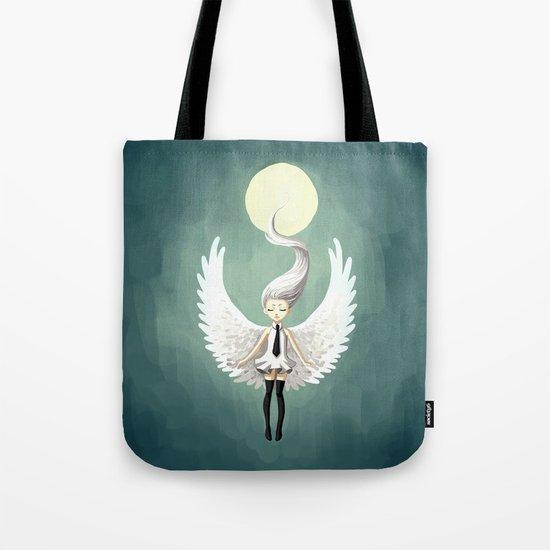 Angel 2 Tote Bag