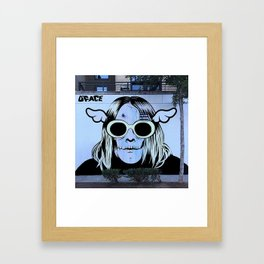 DF-KC Framed Art Print