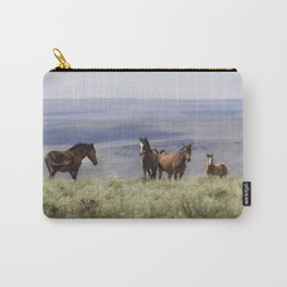 On the Mountain Carry-All Pouch