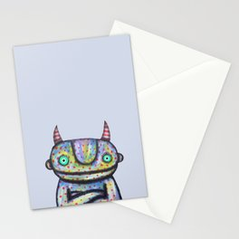 Devil with Good Intentions Stationery Cards