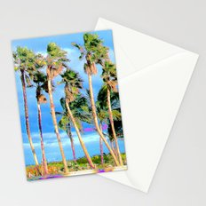 Miami Palms Stationery Cards