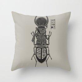 Kafkian Amulet II Throw Pillow