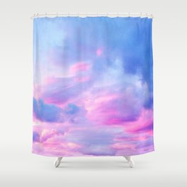 Clouds Series 1 Shower Curtain