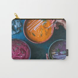 Three Way Soup Carry-All Pouch