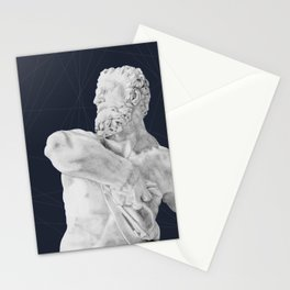 greek god I Stationery Cards