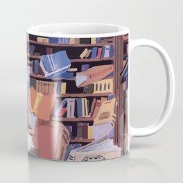 FLYING OFF THE SHELVES Coffee Mug