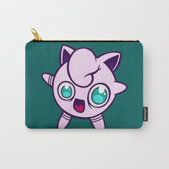 Poke A Derp 2 Carry-All Pouch