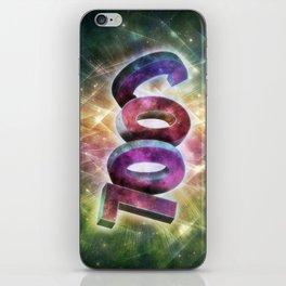 """COOL"" Type - PINK iPhone Skin"