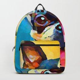 Boston Terrier 2 Backpack