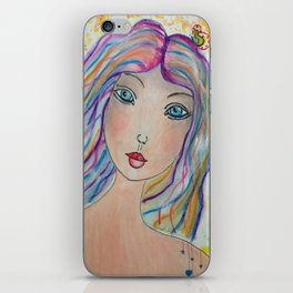 Love Fairy iPhone Skin