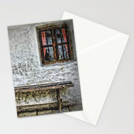 Bench & Window Stationery Cards
