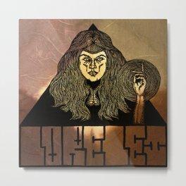 Lorelei Metal Print