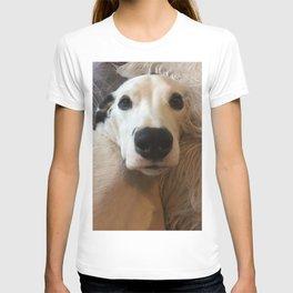 Supermodel Dalmatian Vogue T-shirt