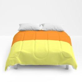 Apricot Custard Comforters