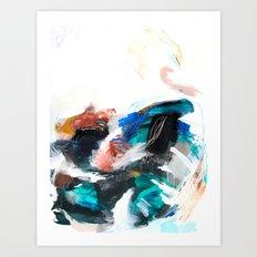 1 5 8 Art Print
