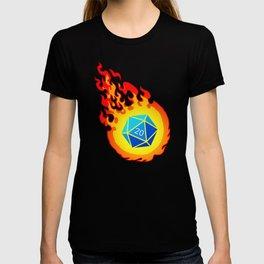 Critical Hit - Black T-shirt