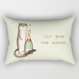 Pop Goes the Weasel Rectangular Pillow