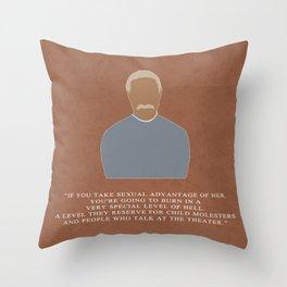 Firefly - Book Throw Pillow