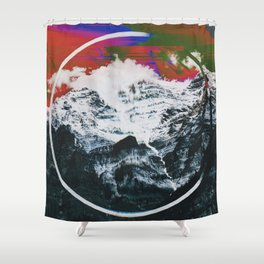 p••k Shower Curtain
