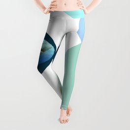 Shark Circles Leggings