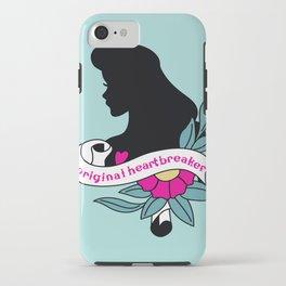 Pin-up Heartbreaker iPhone Case