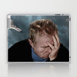 despair man Laptop & iPad Skin