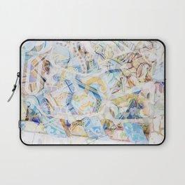 Mosaic of Barcelona XVII Laptop Sleeve