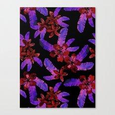Tahitian Garden {E} Canvas Print