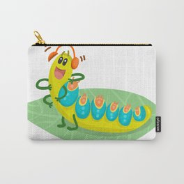Poisonous Caterpillars Carry-All Pouch