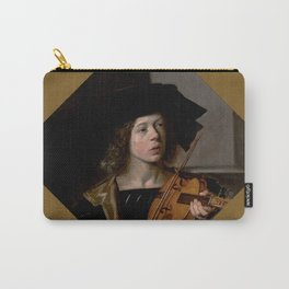 "Frans Hals ""The violinist"" Carry-All Pouch"