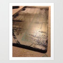 print me Art Print